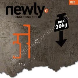 Newly Hoekverbinder R20