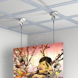 Newly Plafond Klem - 22x22mm - 5kg