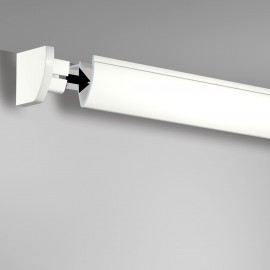 Artiteq Up Wand Rail Eindkap per set van 2