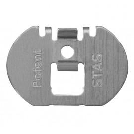 STAS DryWall clip RVS