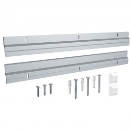 GeckoTeq Z Bar Ophang Rail - per set van 2