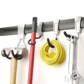 Gereedschap Ophangsysteem Set voor 4 stuks gereedschap - GSH116