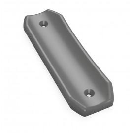 GeckoTeq Fietsband Muurbeschermer - zwart