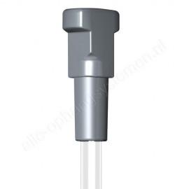 Artiteq perlondraad/koord 2mm met twister