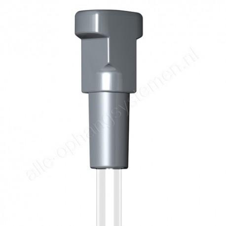 Newly perlondraad/koord 2mm met twister